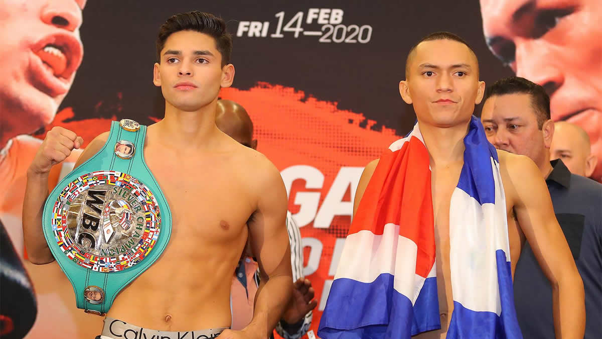 Garcia vs Fonseca time, results and how to watch