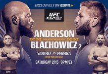 UFC Rio Rancho on ESPN+