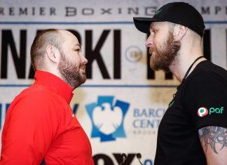 Adam Kownacki vs Robert Helenius