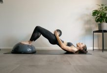 Home workout glutes for beginners