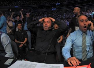 Commentators react on UFC upset