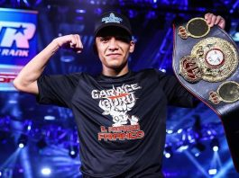 Joshua Franco becomes a new WBA Super Flyweight champion