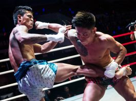 Lethwei is the fastest growing sport in the world