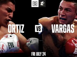 Vergil Ortiz Jr. vs Samuel Vargas