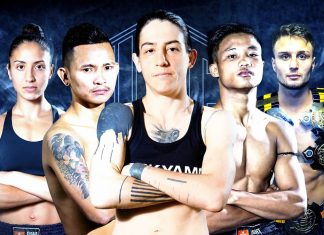 The top 5 future world lethwei championship superstars