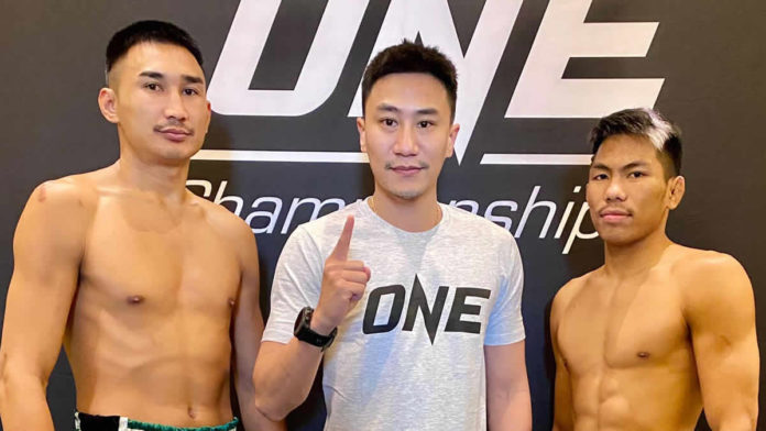ONE Championship No Surrender weigh-ins