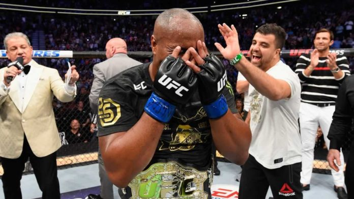 Daniel Cormier is a former two-division UFC champion