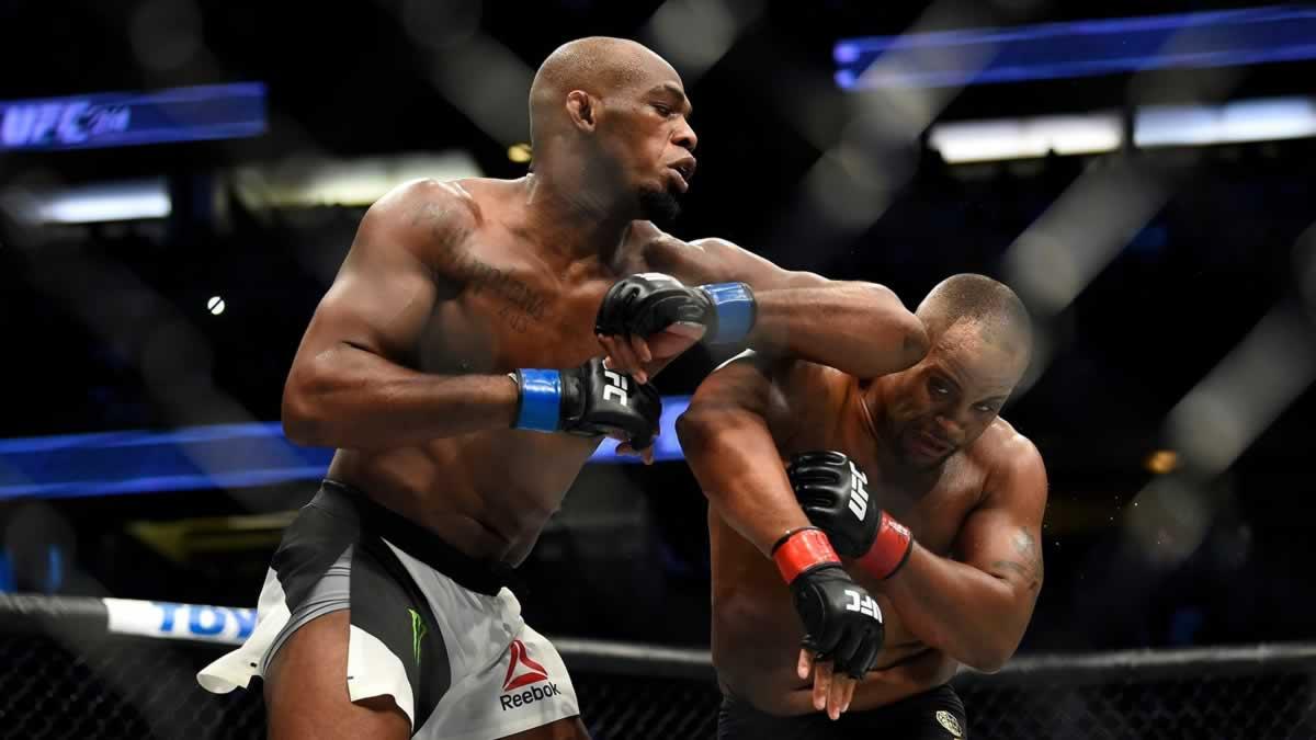 Jon Jones vacates UFC light heavyweight title, looks to return as heavyweight