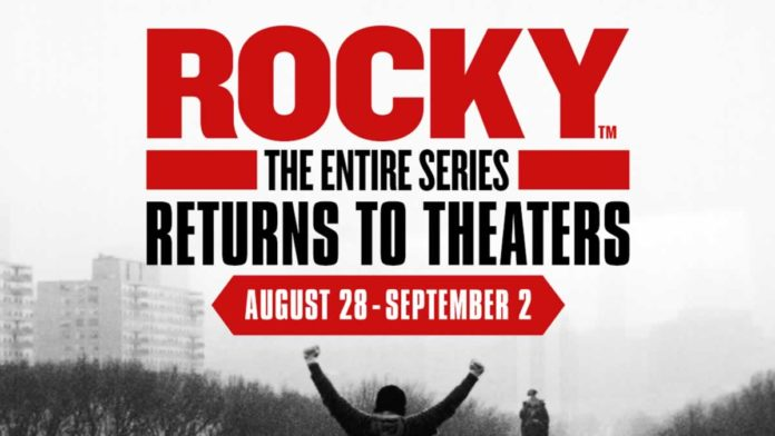 Rocky series returns to theaters