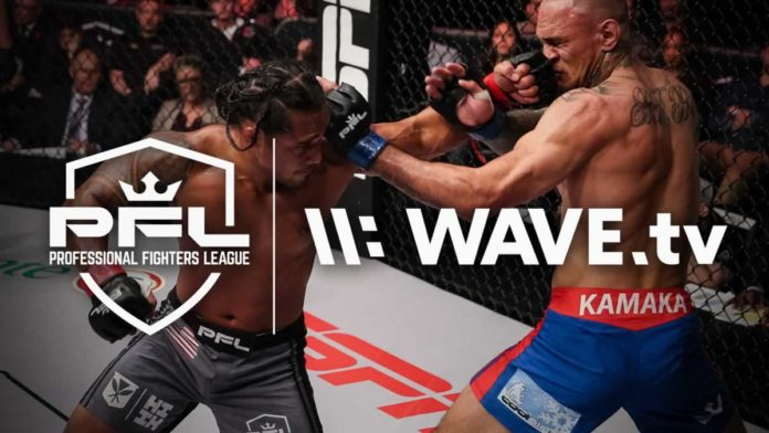 PFL partners with WAVE