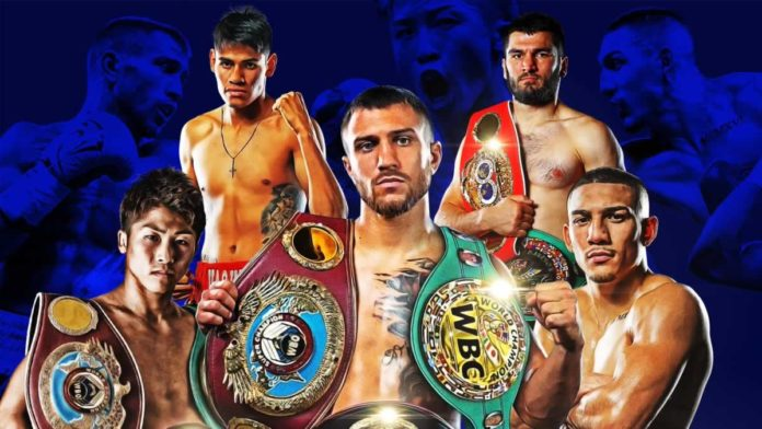 Top Rank Boxing schedule for October 2020