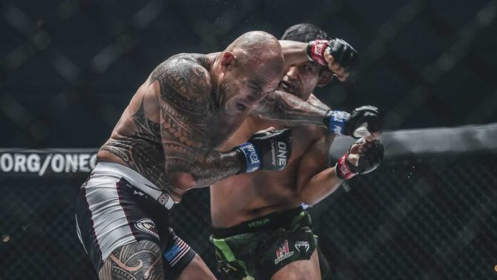 Two-weight ONE Championship titleholder Aung La Nsang