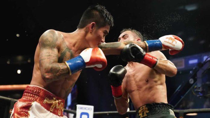 Mark Magsayo defeats Rigoberto Hermosillo by split decision at PBC on FOX