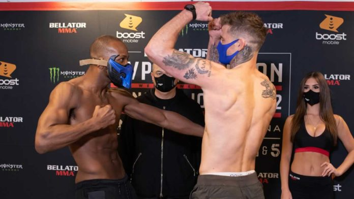 Bellator Paris Michael Page vs Ross Houston