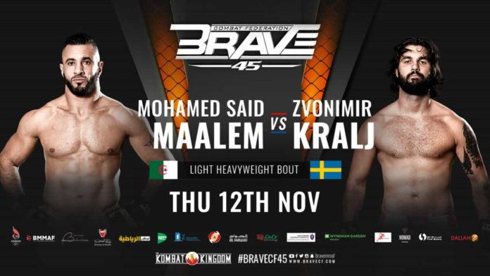 Mohamed Said Maleem vs Zvonimir Kralj