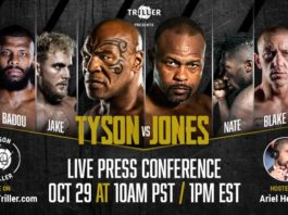 tyson vs jones press conference announced date start time and how to watch fightmag tyson vs jones press conference