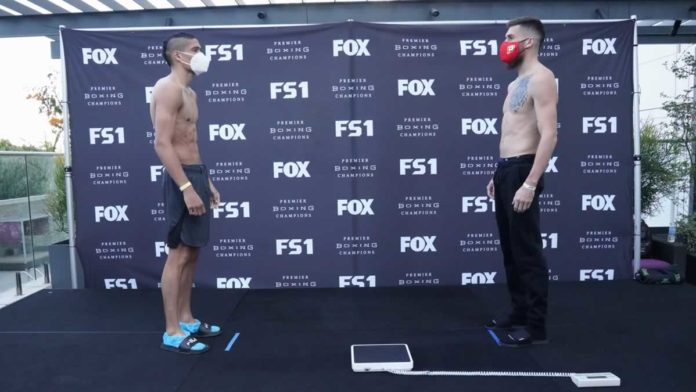 Amilcar Vidal vs Edward Ortiz