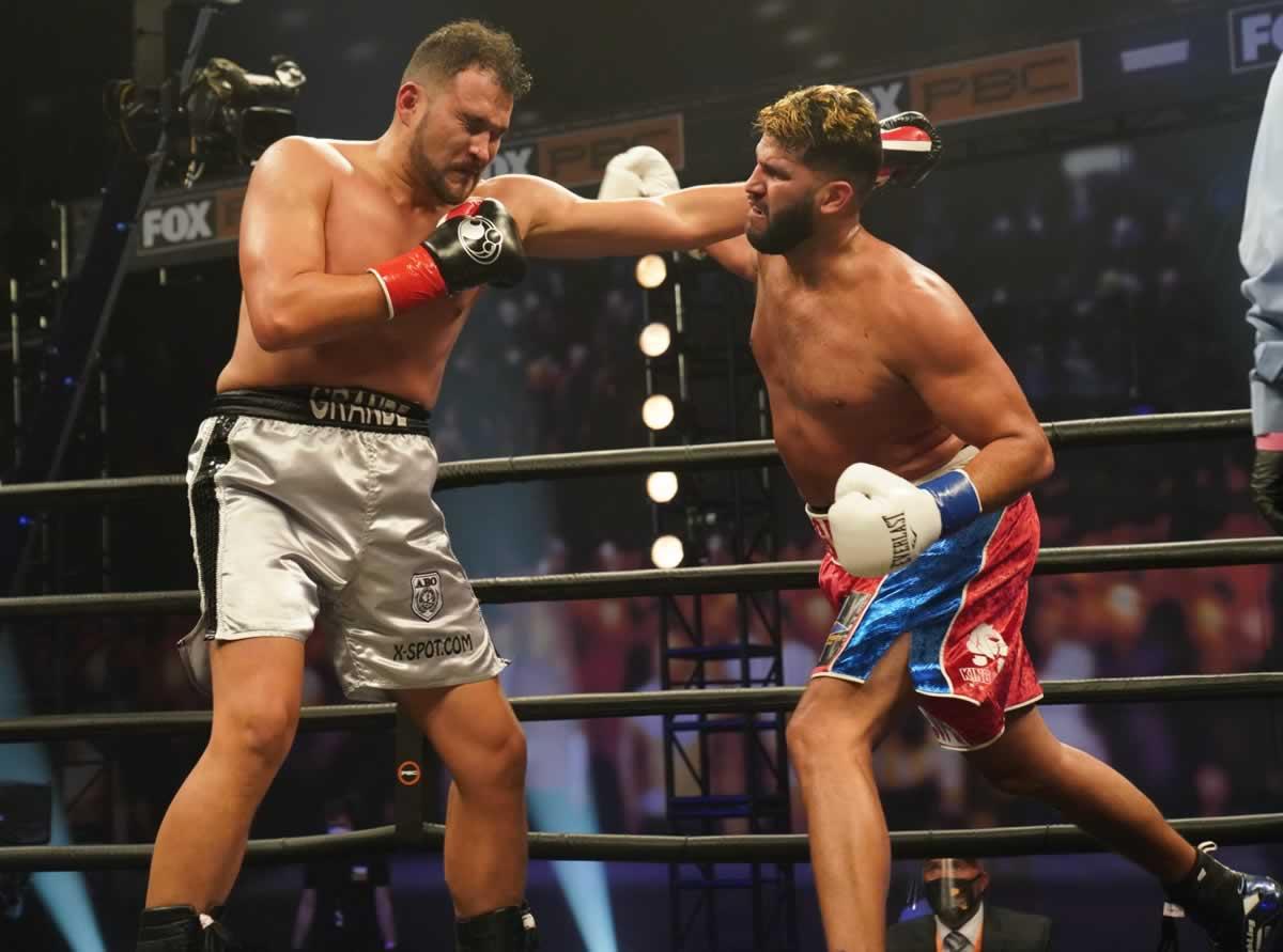 Carlos Negron vs Rafael Rios