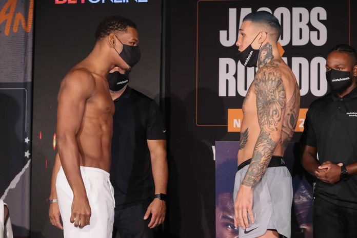Daniel Jacobs vs Gabriel Rosado