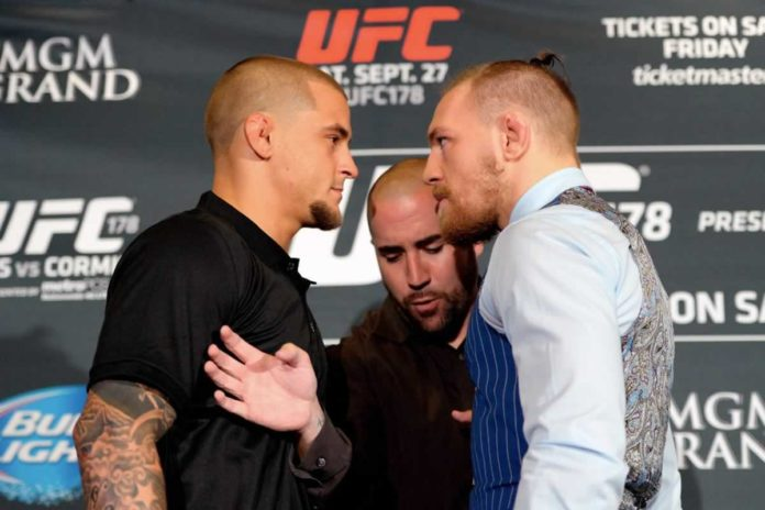 Dustin Poirier vs Conor McGregor