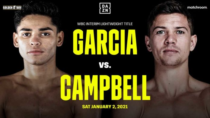 Ryan Garcia vs. Luke Campbell