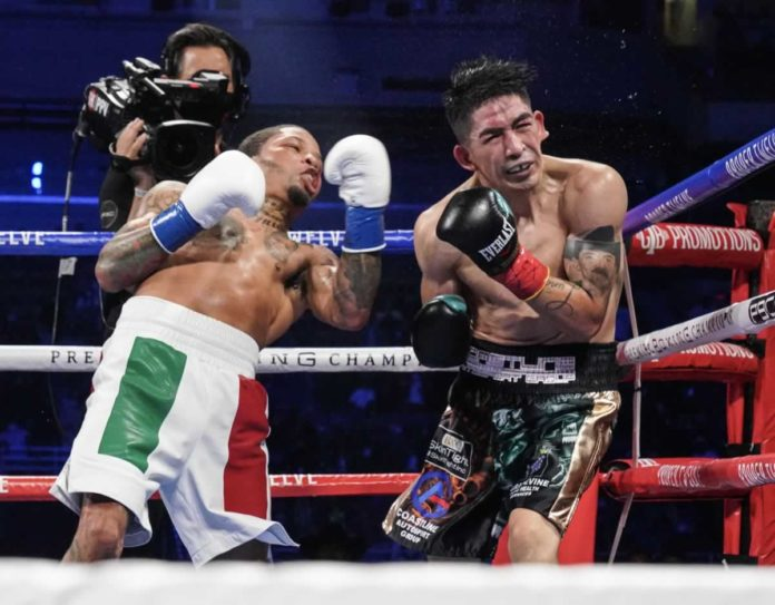 Gervinta Davis knocks out Leo Santa Cruz