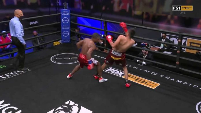 Javier Fortuna vs Antonio Lazada