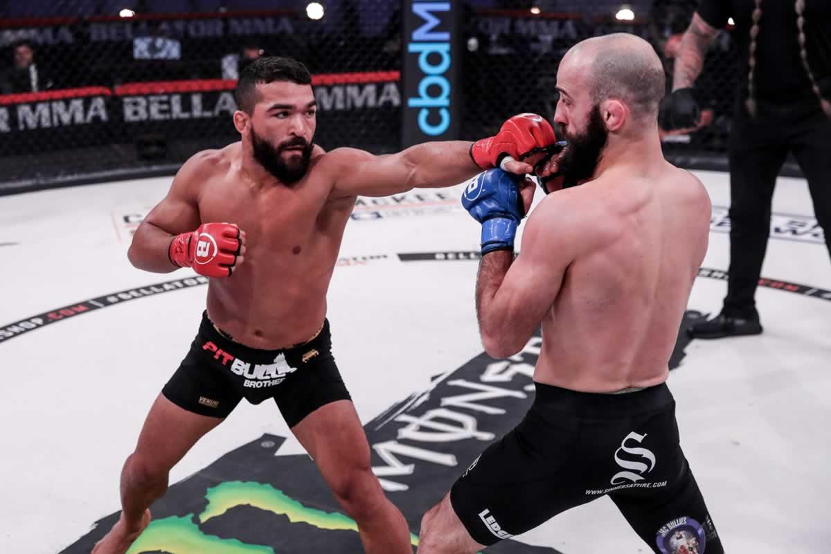 Patricio Freire vs Pedro Carvalho