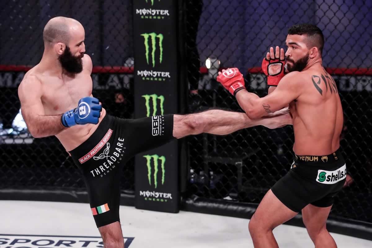 Pedro Carvalho vs Patricio Freire