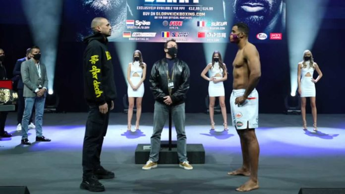 Glory 76 Badr vs Benny