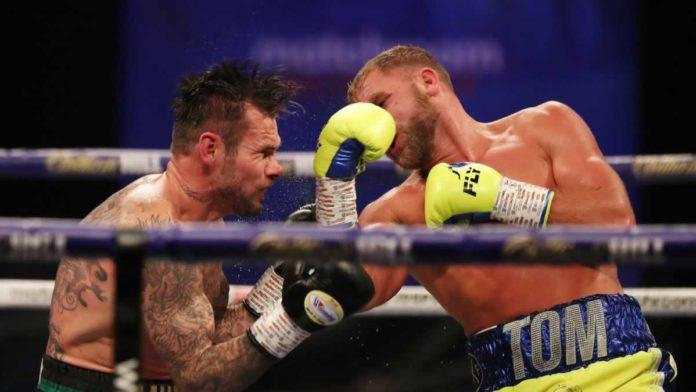 Billy Joe Saunders defeats Martin Murray