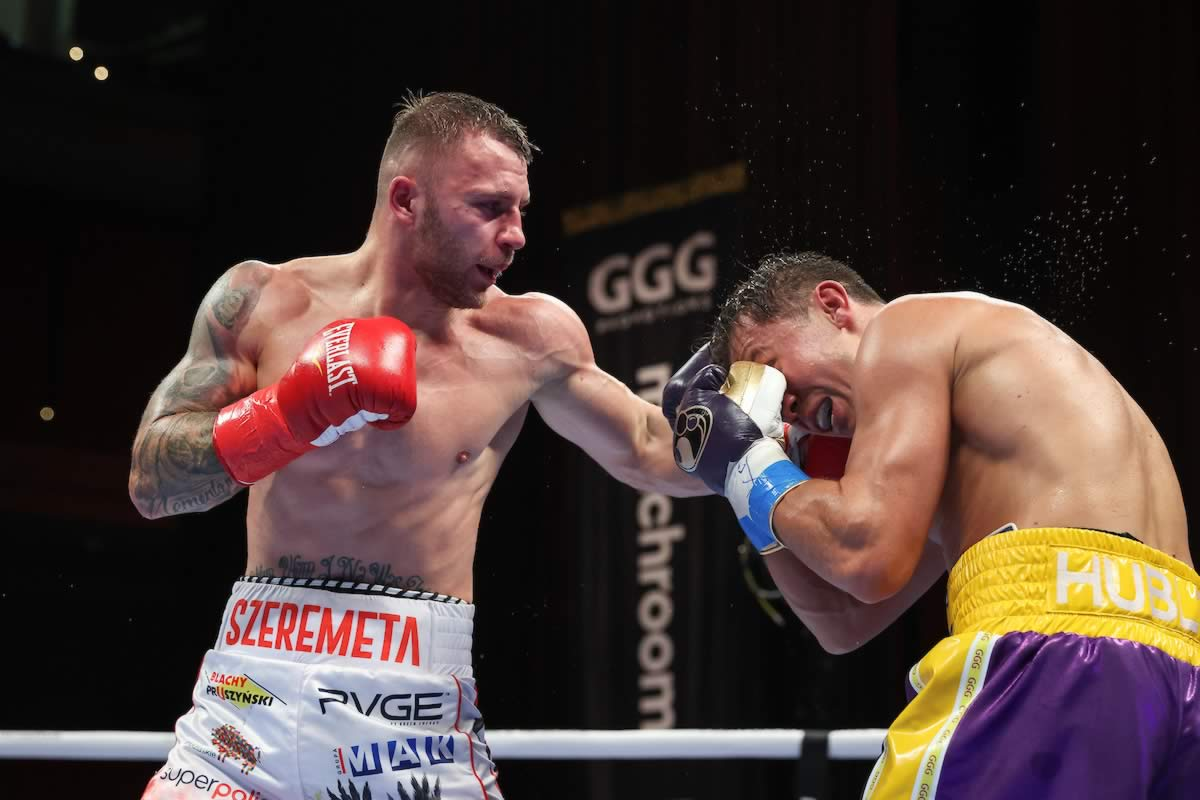 Gennady Golovkin vs Kamil Szeremeta