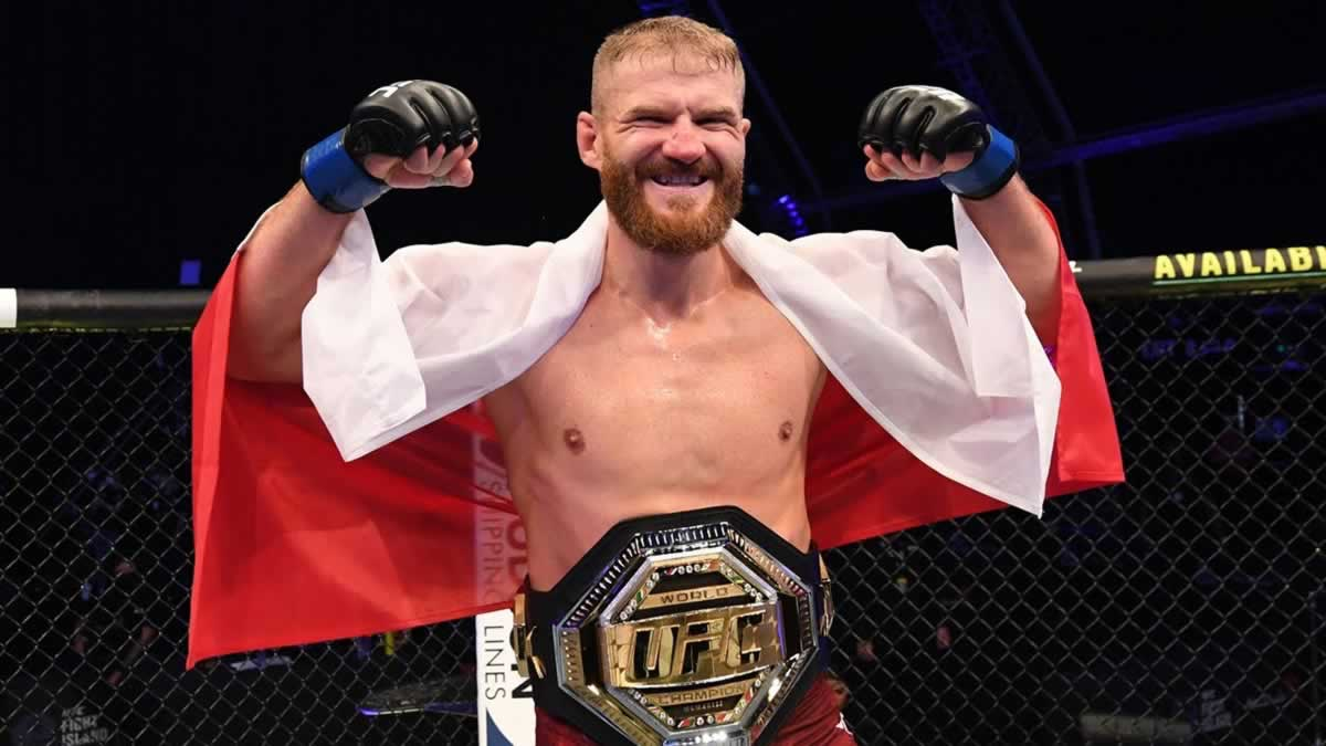 All new UFC champions crowned in 2020 (video)