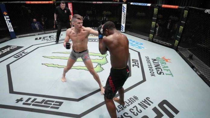 UFC Vegas 17 Stephen Thompson vs Geoff Neal