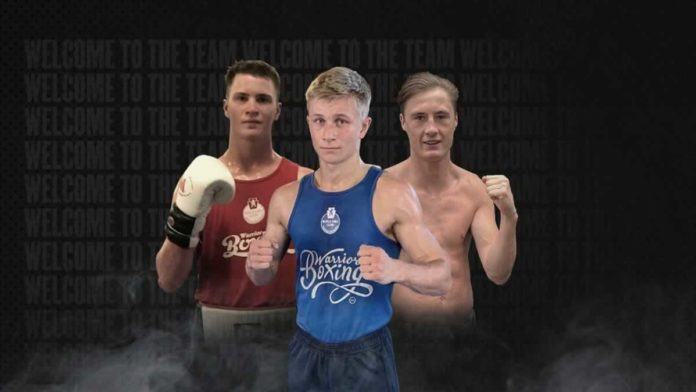 Jimmy Croxson, Joe Giles and Lewis Southgate join MTK Global