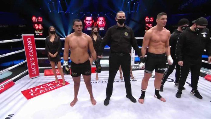 Glory 77 Rico Verhoeven vs Tarik Khbabez