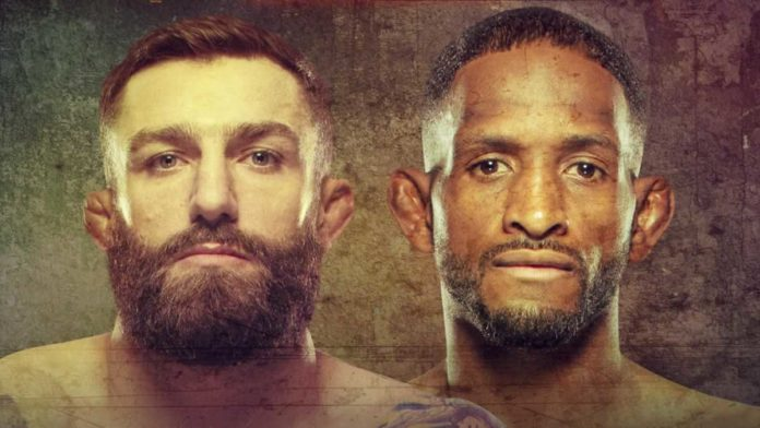 UFC Fight Island 8 Chiesa vs Magny