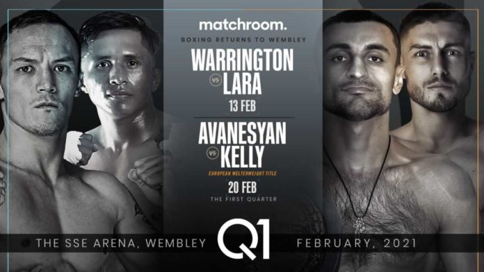 Matchroom Boxing will return to The SSE Arena, Wembley