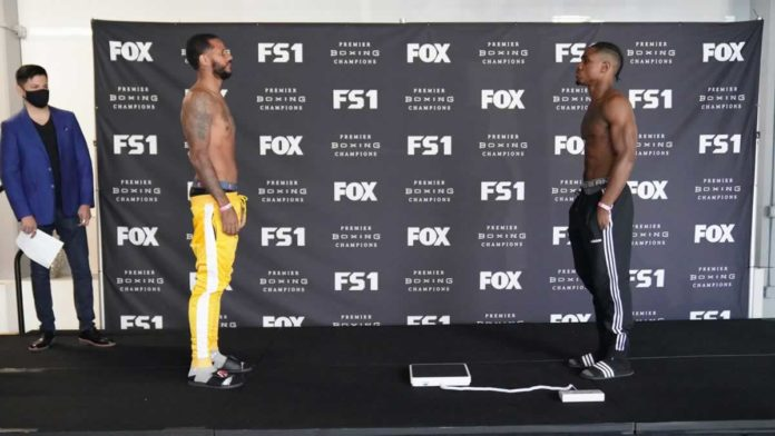 Anthony Dirrell vs Kyrone Davis