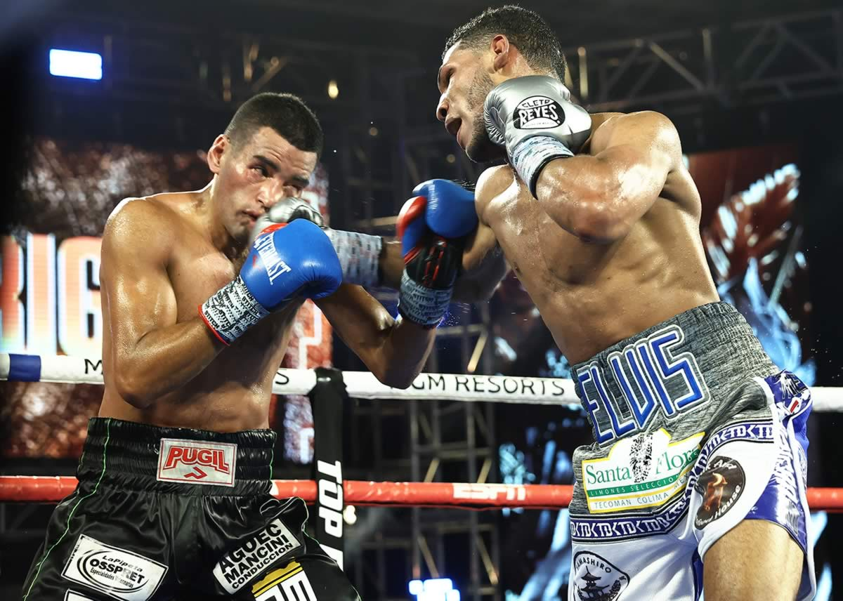 Elvis Rodriguez vs Luis Alberto