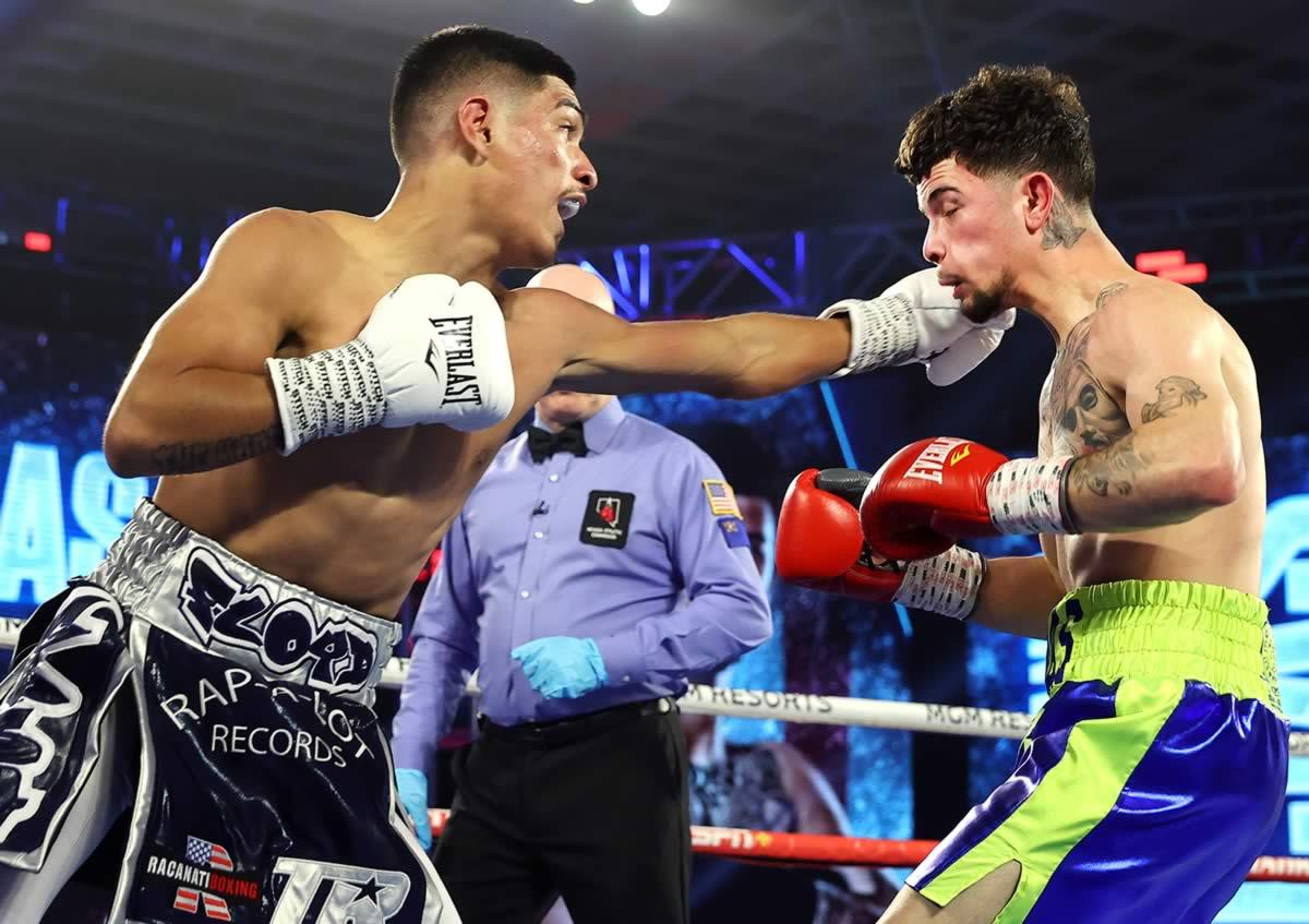 Floyd Diaz vs Fernando Macias