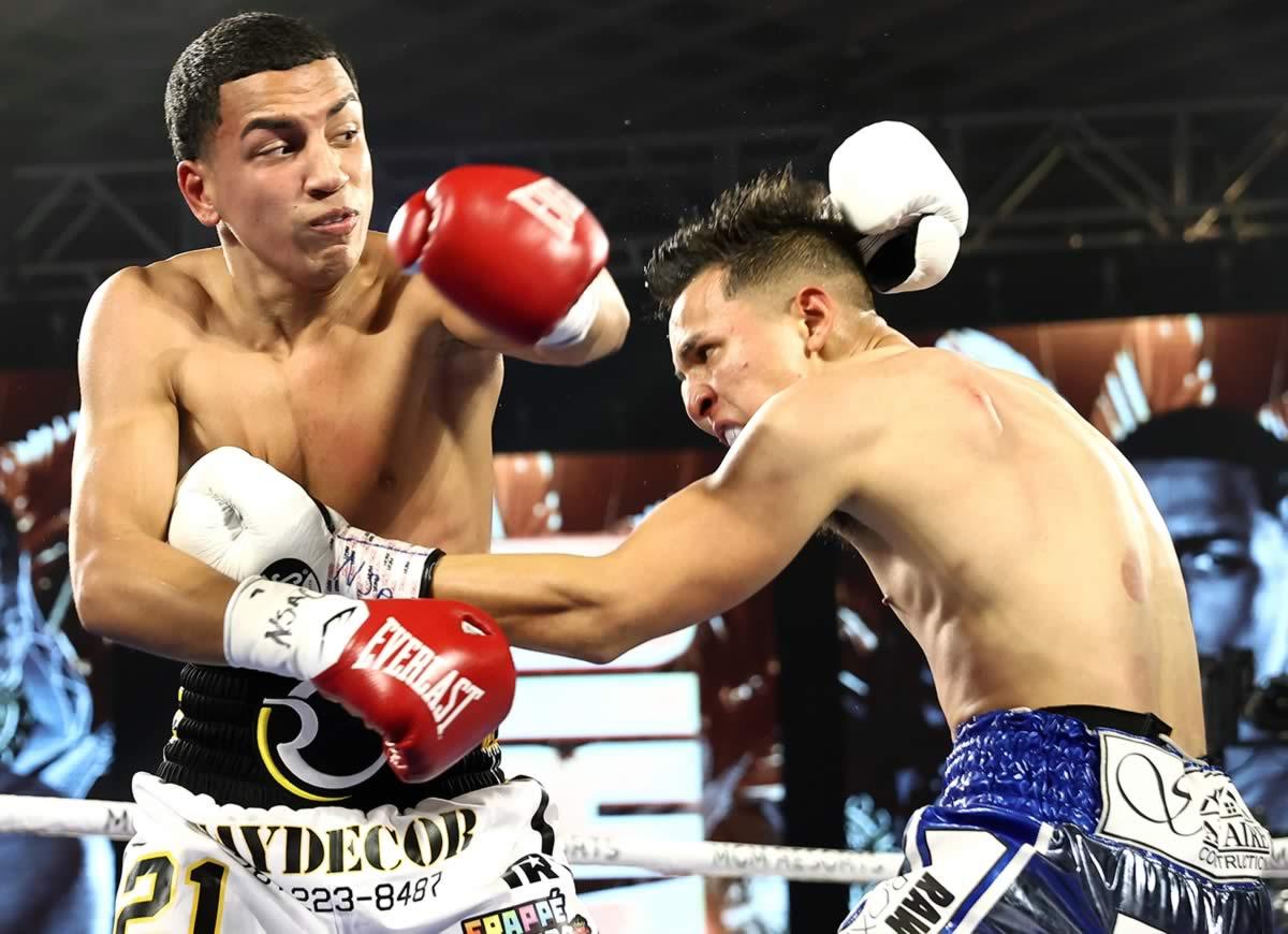 Omar Rosario vs Uriel Villanueva
