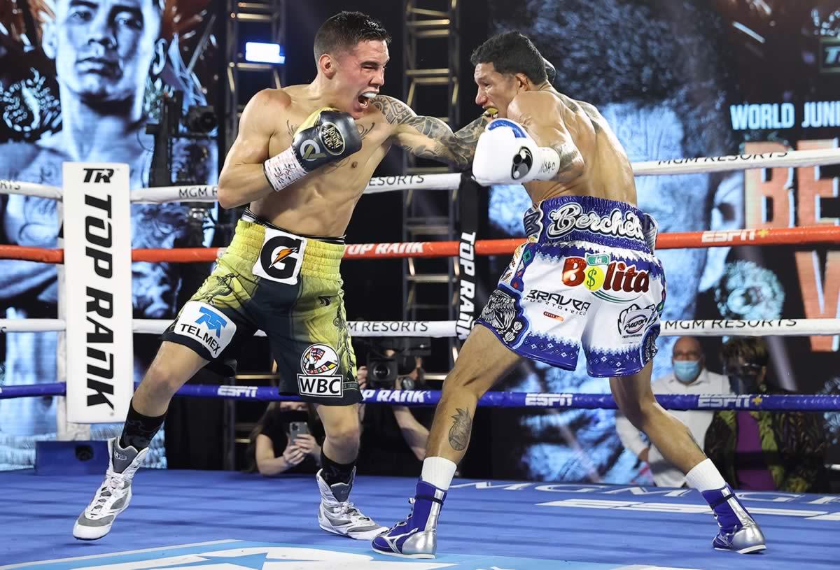 Oscar Valdez vs Miguel Berchelt