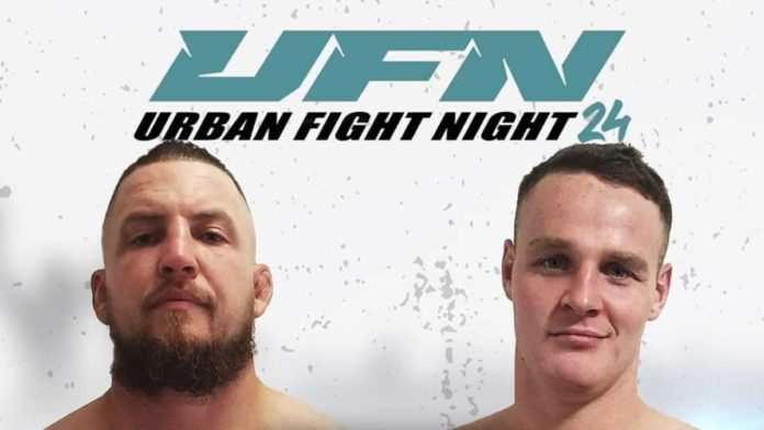 Urban Fight Night 24: Ray vs Maxwell