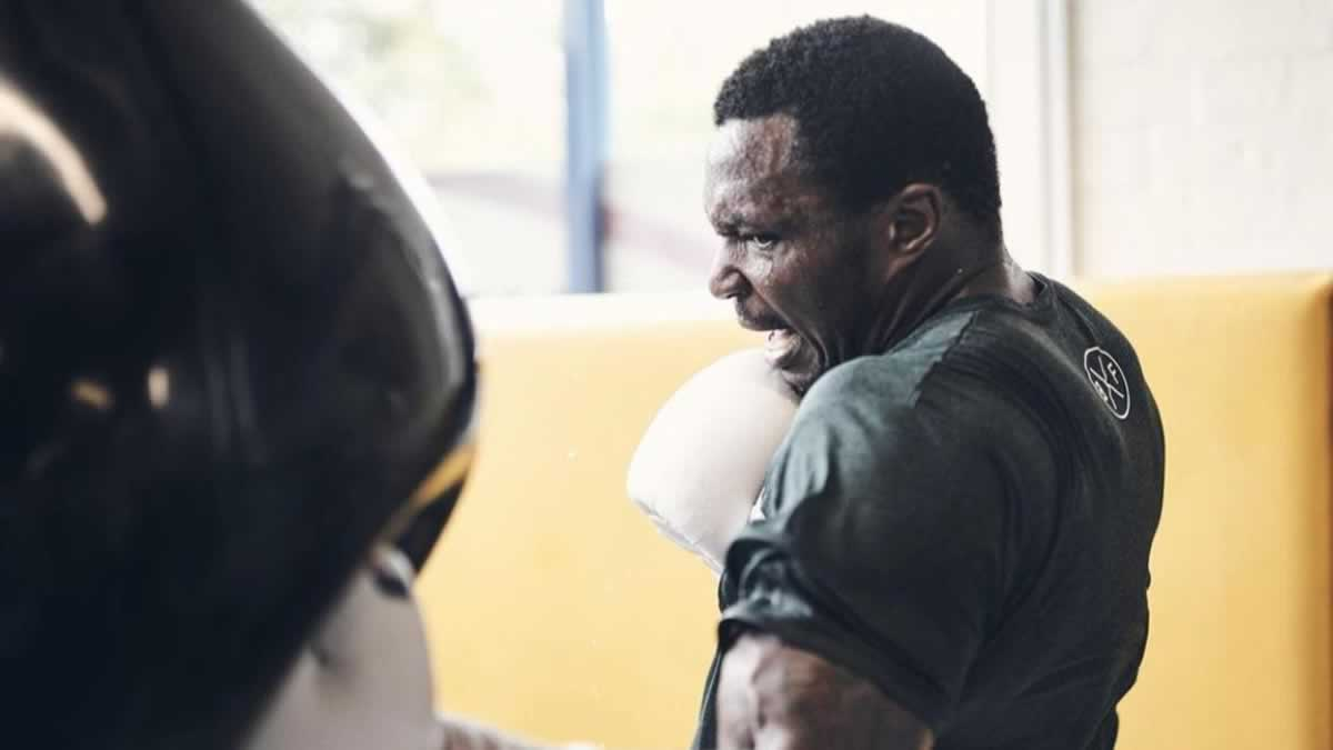 Whyte 'not worried about a career-best performance' in Povetkin rematch, ready to 'rough him up'