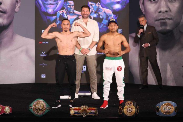 Juan Francisco Estrada vs Roman Chocolatito Gonzalez 2