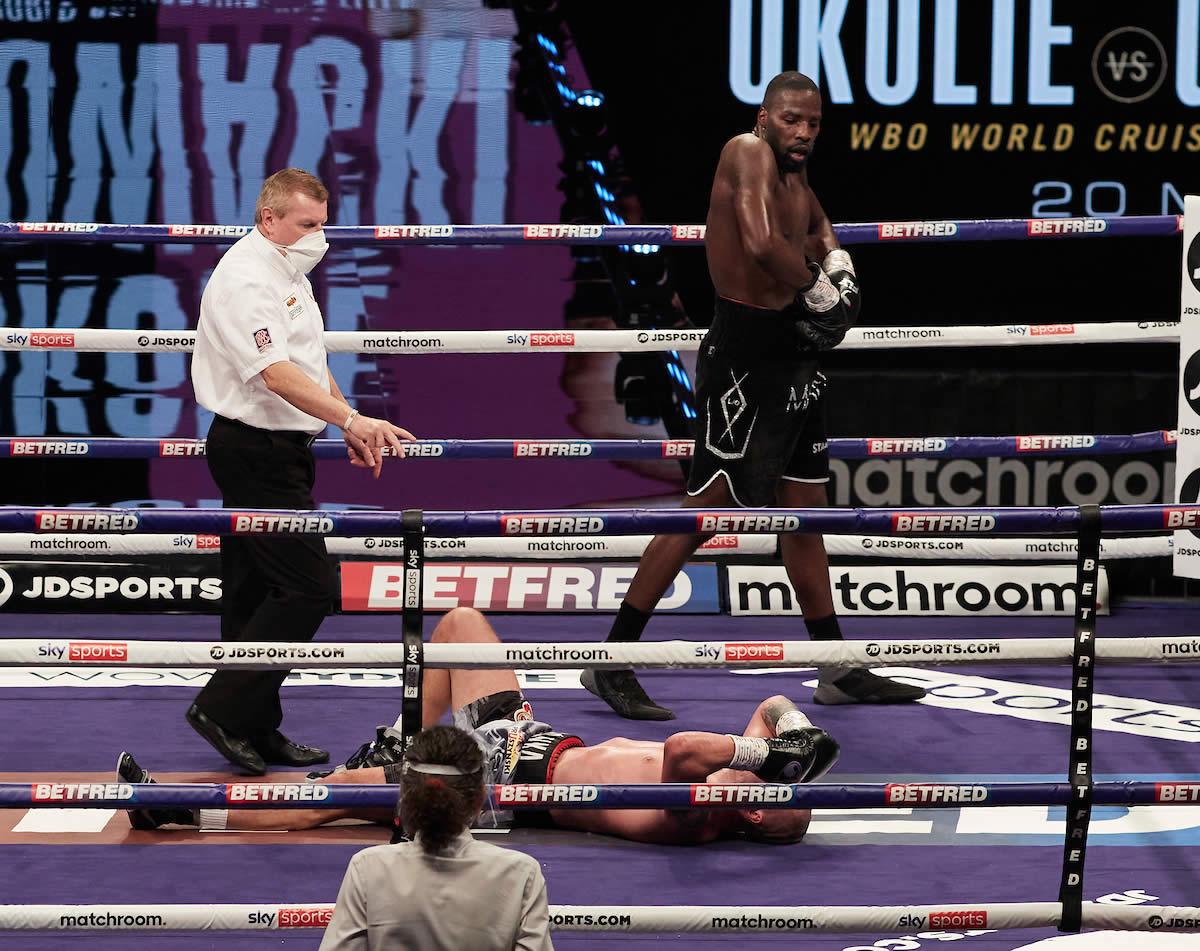 Lawrence Okolie vs Krzysztof Glowacki