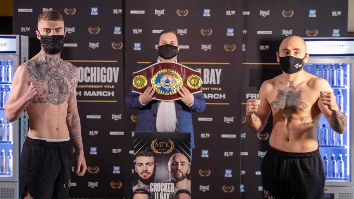 Crocker vs Ilbay results, start time, how to watch, live stream, main event, full fight card