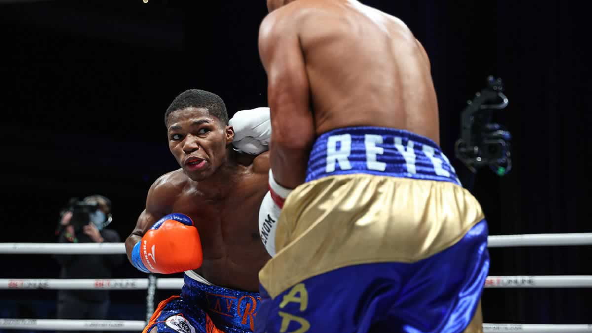 Raymond Ford: I feel I am the best prospect in all of boxing, not just at Matchroom, I'm talking everywhere