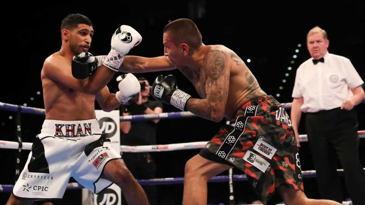 Amir Khan says Samuel Vargas has decent power and skills, can cause problems – tips Conor Benn
